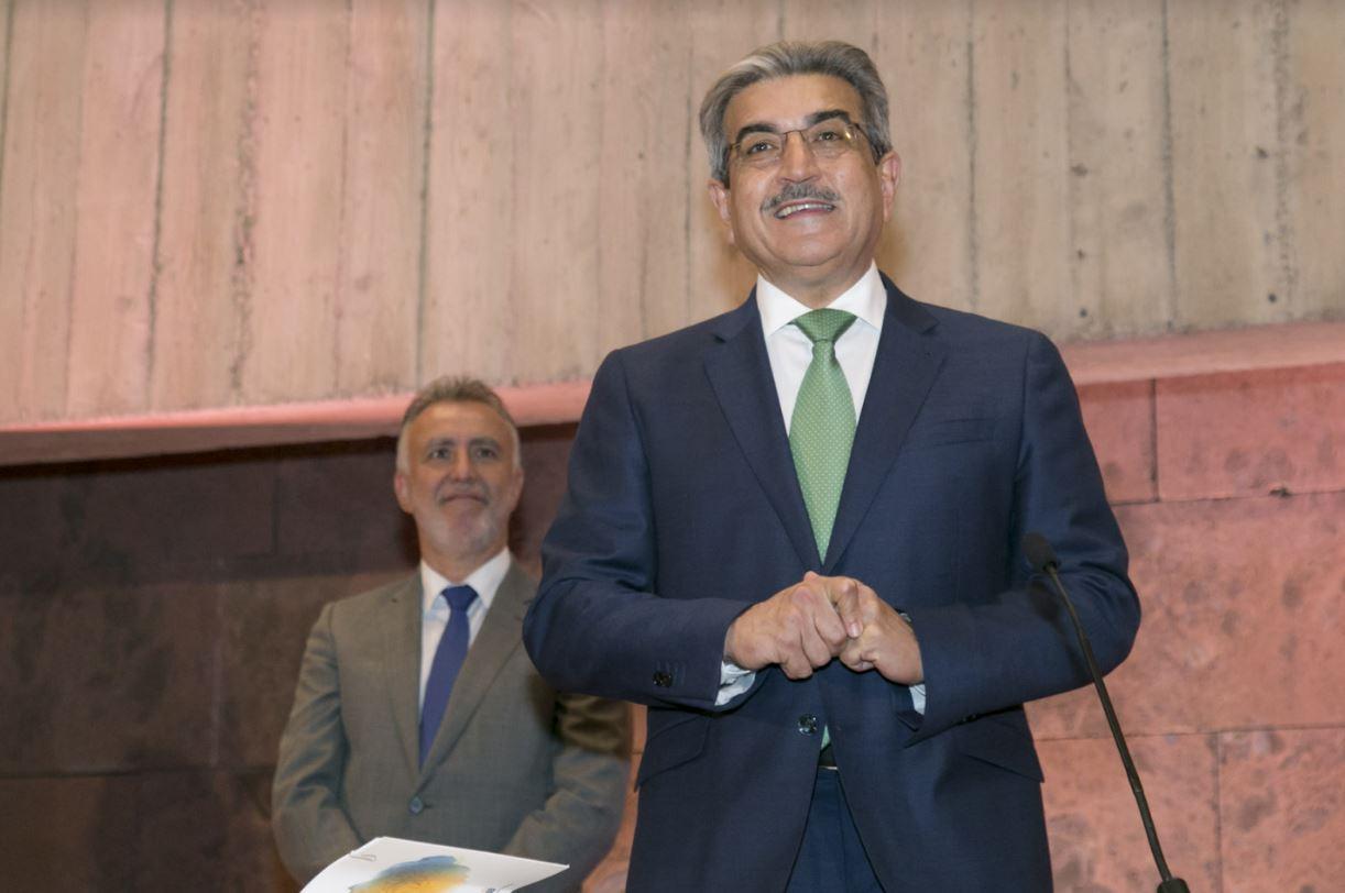 """Román Rodríguez destaca que """"la igualdad social será la referencia troncal de los Presupuestos de la Comunidad Autónoma de Canarias para 2020. DA"""