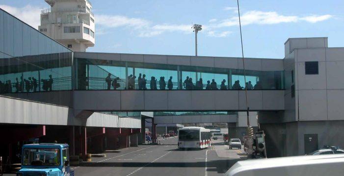 Los aeropuertos canarios reciben más de 26 millones de pasajeros