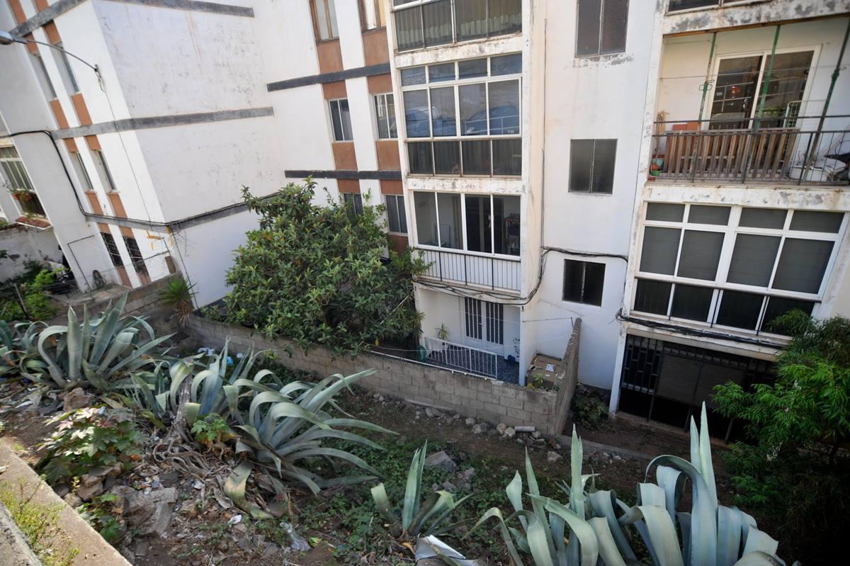 Estado de algunas de las viviendas de Las Chumberas. Fran Pallero