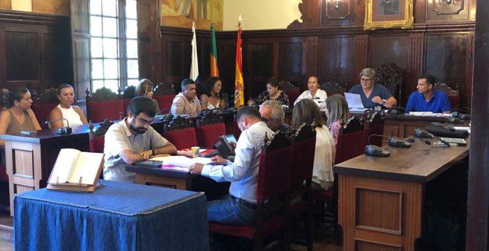 El Consistorio de Los Llanos remite el borrador del PGO al Gobierno de Canarias