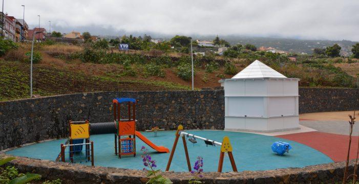 La segunda fase del parque de Opuntia se prevé iniciar entre septiembre y octubre