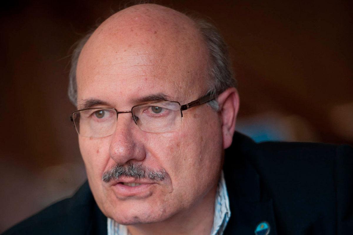 Rafael Rebolo, director del Instituto de Astrofísica de Canarias (IAC)