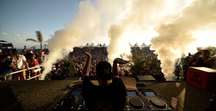 Sunblast sigue brillando como el festival más multitudinario de Tenerife