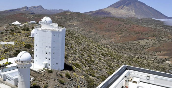 Los observatorios canarios retransmitirán el tránsito de Mercurio por el Sol