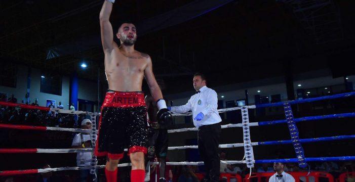 Artem Haroyan vuelve después de vencerse a sí mismo
