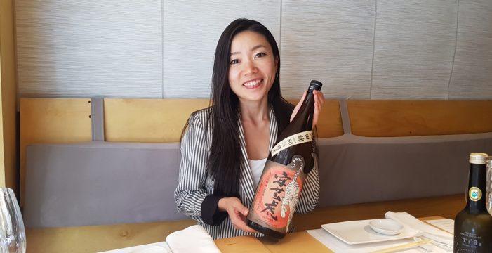 El sake, un placer diferente