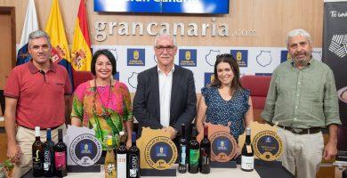 Eidan, Agala y Valara, los mejores vinos de Gran Canaria