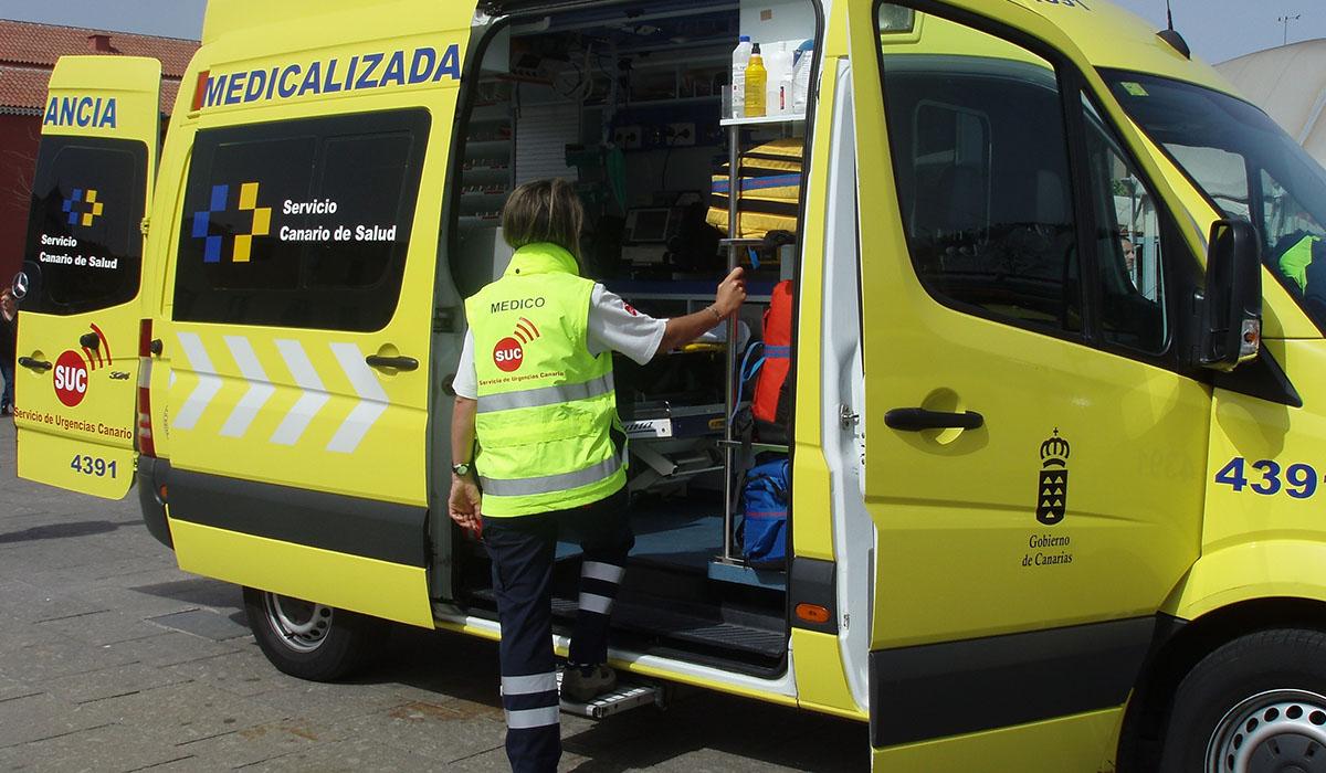 Hallan muerto a un sanitario en su base de San Sebastián de La Gomera - Diario de Avisos