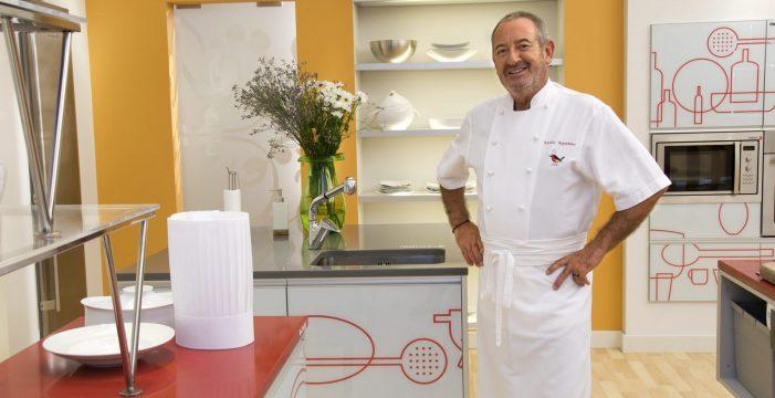 Karlos Arguiñano ficha para el programa a su hijo Joseba