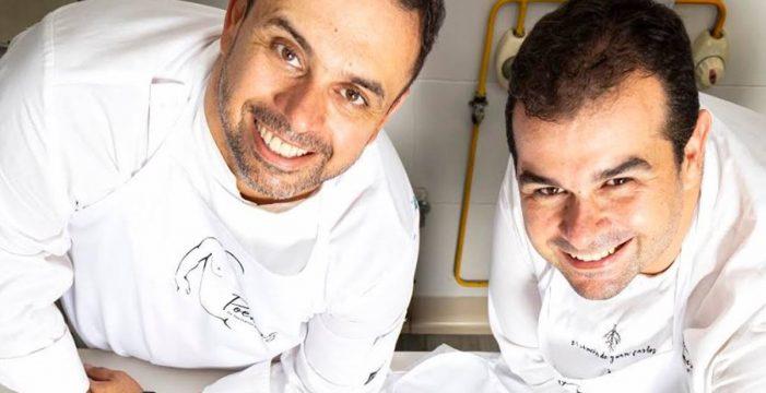 Sal y pimienta: Poemas, el restaurante de los hermanos Padrón en Las Palmas