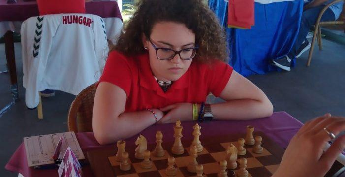 La francesa Thomas sigue intratable al frente del I Torneo de Maestras de Ajedrez Fuerteventura 2019