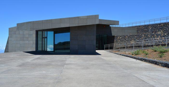 Los trabajos para tematizar el Centro de Visitantes del Roque de los Muchachos arrancarán este año