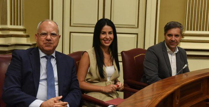 Curbelo logra al segundo intento que ASG tenga su grupo parlamentario