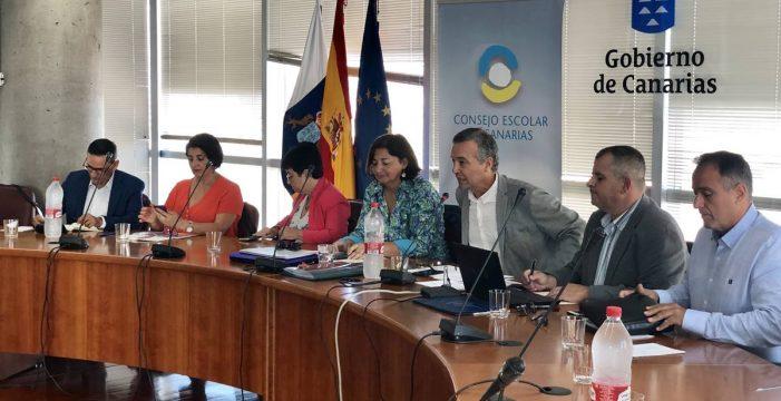 El Gobierno de Canarias creará un Observatorio de Educación