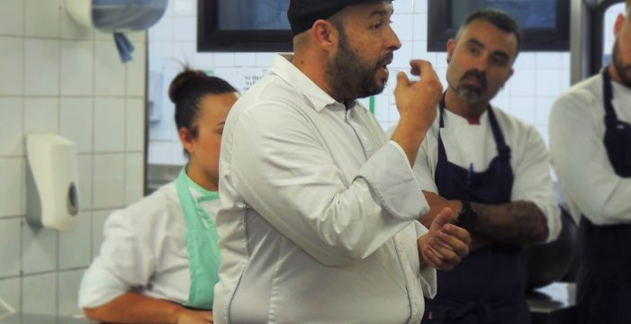Sal y pimienta: Luis Martín y Juan Carlos Moraes, a la final del VI Certamen Nacional de Gastronomía