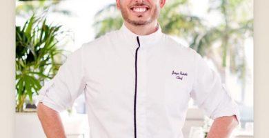 Jorge Peñate: Talento con sabor marino