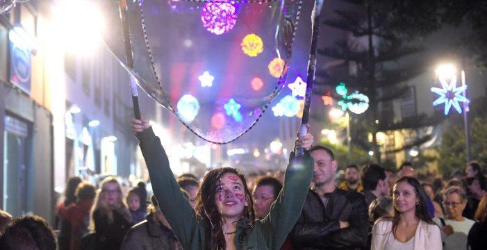 La Noche en Blanco se abre a propuestas de artistas, comerciantes y asociaciones