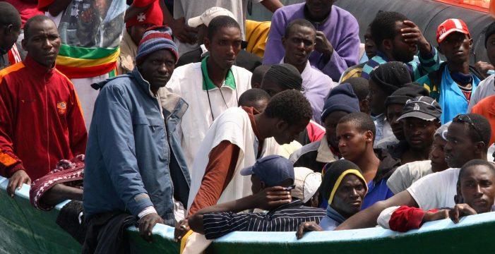 La llegada de migrantes en patera a Canarias crece un 37% en lo que va de año