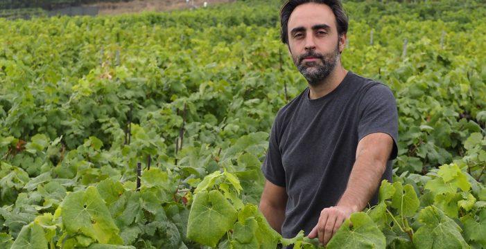 """Jonatan García: """"Hay un 'boom' de vinos canarios a nivel mundial. Son muy demandados"""""""