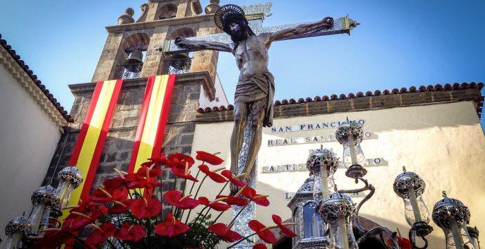 El Cristo lagunero se reencuentra con sus fieles