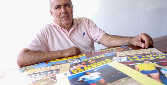 """Dámaso Rodríguez: """"La lucha, nuestro deporte ancestral, es anterior a la Conquista, eso nadie lo discute"""""""