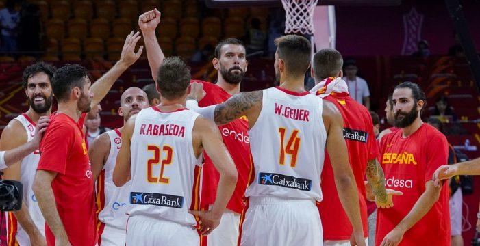 EN DIRECTO | España-Argentina en la final del Mundial de Baloncesto