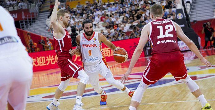 España roe el hueso polaco y vuelve a semifinales 13 años después