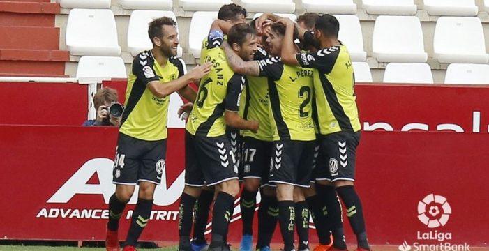 El Tenerife se exhibe en Albacete (0-4)