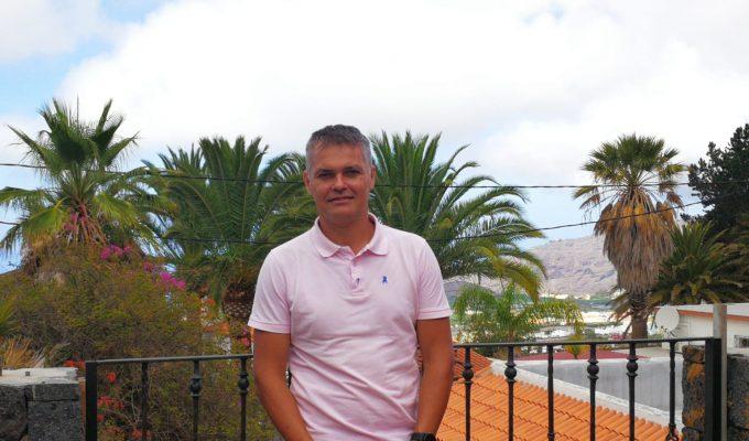 Carlos Ramos del Club Bayana de la Palma, nos habla del Triatlón de Puerto Naos