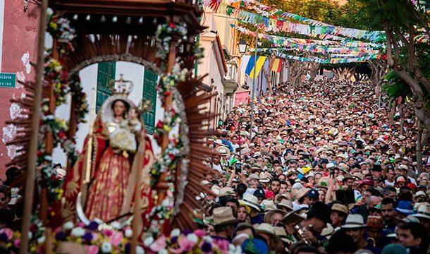 El Socorro se desbordará con la romería más antigua de Canarias