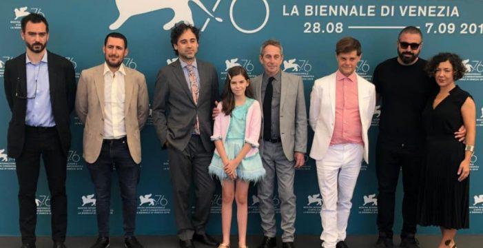 'Blanco en blanco' es recibida entre aplausos en la Mostra de Venecia