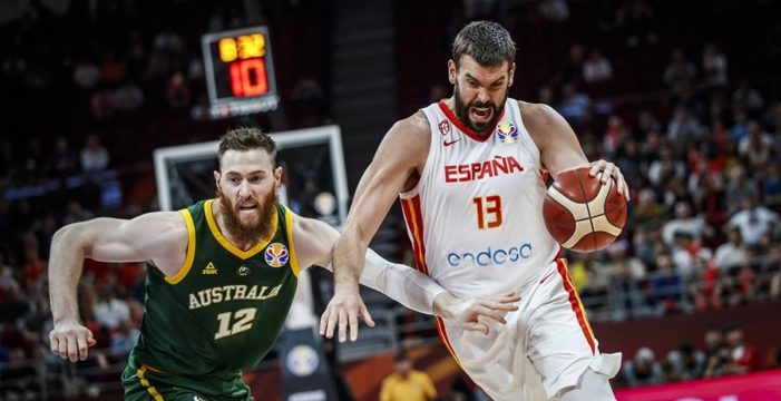 El coraje de España le devuelve a la final tras dos prórrogas ante Australia