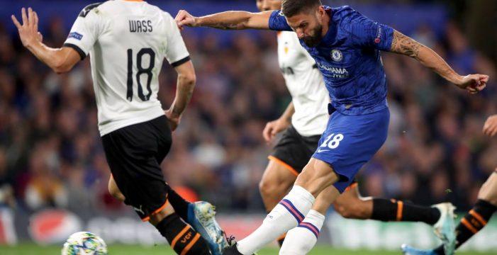 El Valencia se reinventa en Stamford Bridge (0-1)