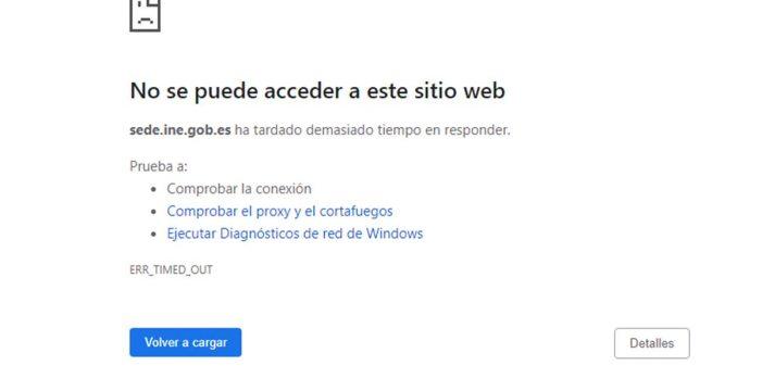 La web del INE se colapsó por las solicitudes para no recibir propaganda electoral en casa