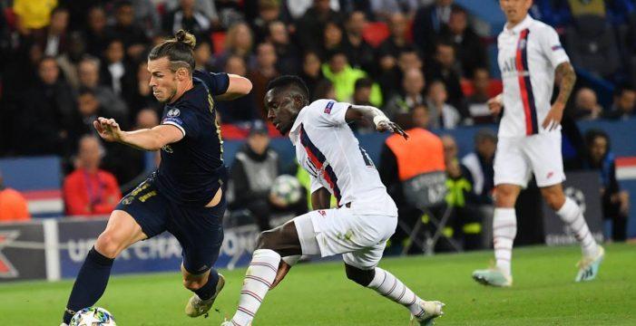 Suspenso rotundo del Real Madrid en París (3-0)