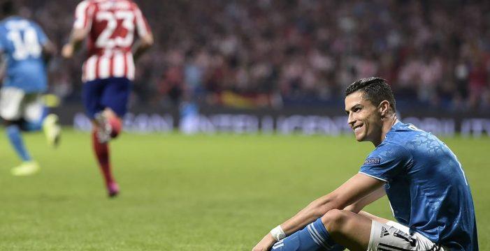 Herrera impide que el Atlético tropiece de nuevo con la Juventus (2-2)