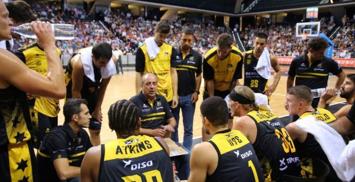 El Iberostar Tenerife cede en su primer test de la pretemporada
