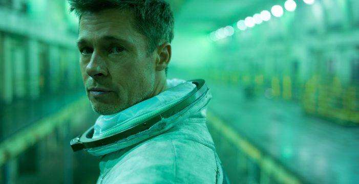 El viaje espacial de Brad Pitt inunda la cartelera