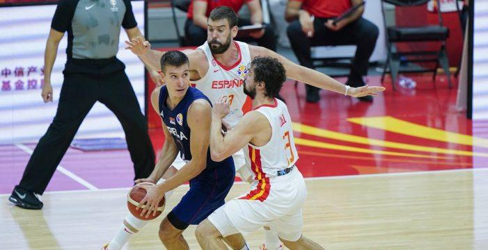 España somete a Serbia (81-69) y se cita con Polonia en cuartos