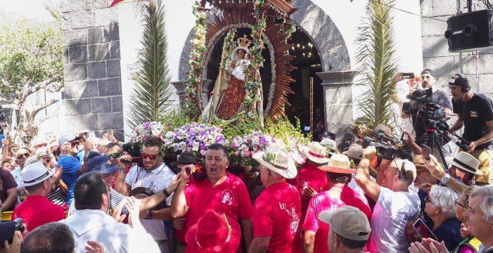 La fiesta más multitudinaria de El Socorro se salda sin incidentes