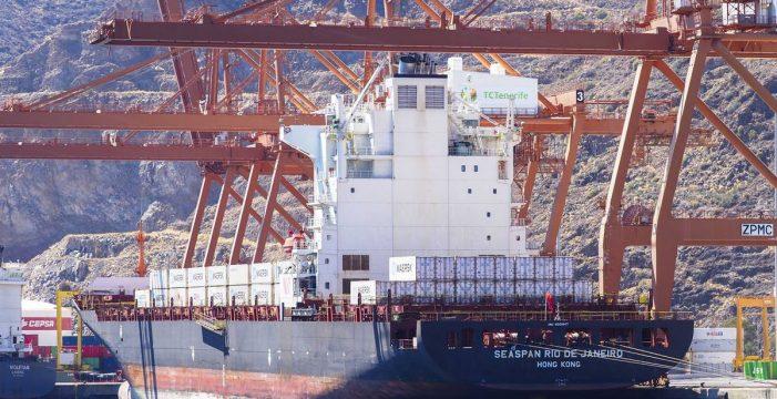 Maersk sigue apostando por el puerto de Tenerife