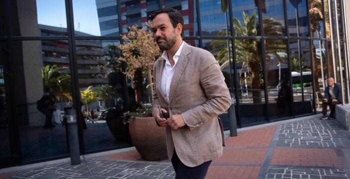 Lope Afonso, absuelto por la Audiencia Provincial de 9 años de inhabilitación