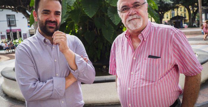 """Aarón Afonso: """"Con los años, el dolor de perder a mi padre se transformó en orgullo"""""""