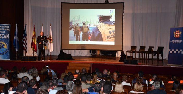 """George Contreras: """"El 11S no solo murieron 2.973 personas, sino también compañeros y amigos"""""""