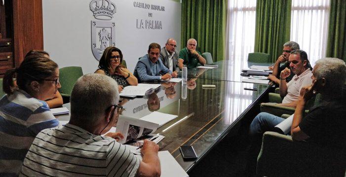 Cabildo y Ayuntamiento estudian proyectos para Tazacorte