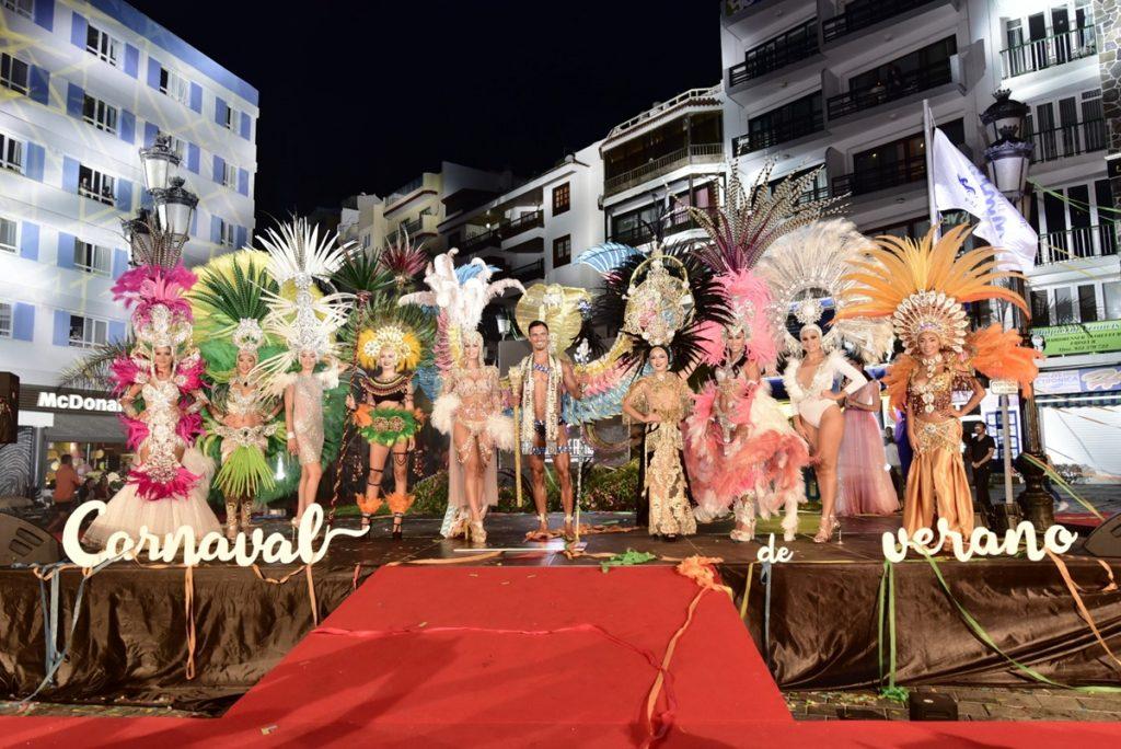 El Carnaval de Verano trajo aires renovados que incluyeron la elección del primer rey y foros de debate sobre temas relacionados con la fiesta. DA