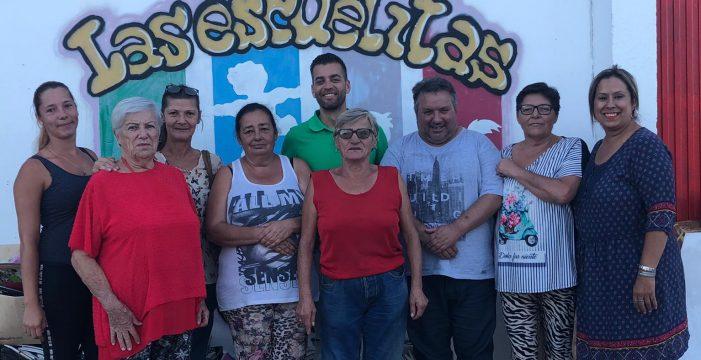 'Mi Barrio El Carmen Se Mueve' expone demandas al nuevo Gobierno de Arafo