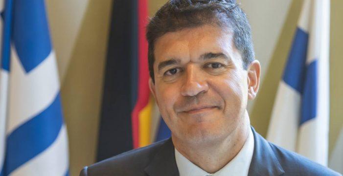 Isidro González, designado secretario general de la Unión por el Mediterráneo
