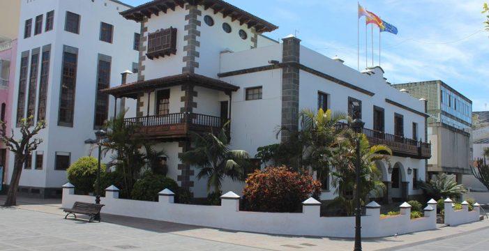 El Ayuntamiento de Los Llanos de Aridane aprueba invertir un millón de euros