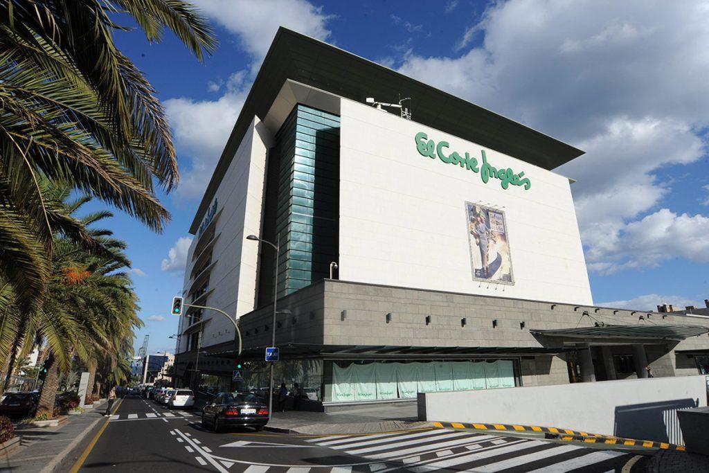 Corte Inglés Tenerife